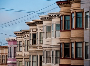 Russian Hill, San Francisco Photo Credit: public domain
