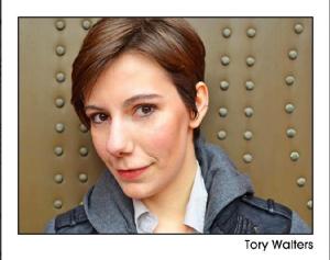Tory Walters as Jovi