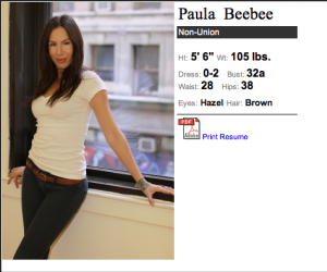 Paula Beebee as Deb