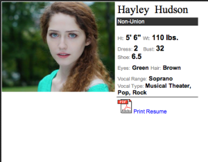 Hayley Hudson as Adrian